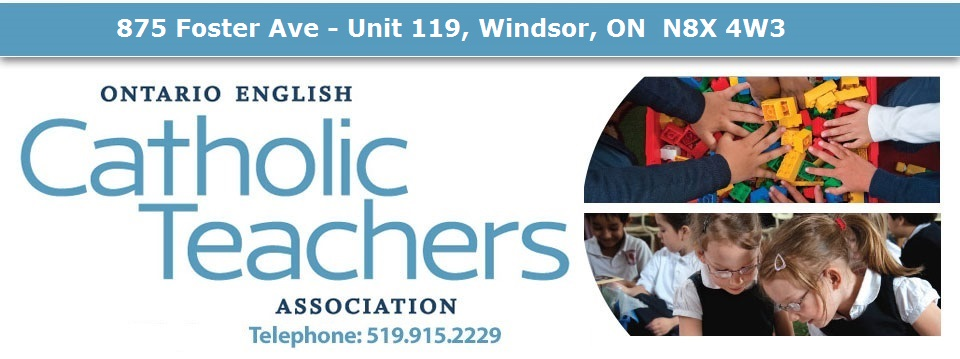 OECTA Windsor-Essex Occassional Teachers Bargaining Unit